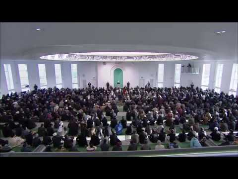 Swahili Translation: Friday Sermon 22nd November 2013 - Islam Ahmadiyya