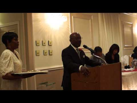 FICKLIN MEDIA WEST HAVEN BLACK COALITION CITIZEN'S AWARD TO BILL KILPATRICK