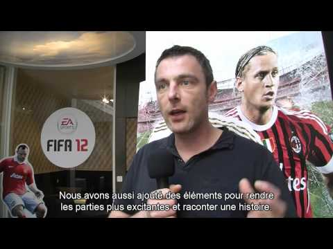 Interview D.Rutter - EA SPORTS Football Club et Mode Carrière