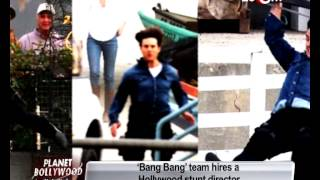 Hrithik's Deadly stunts in BANG BANG