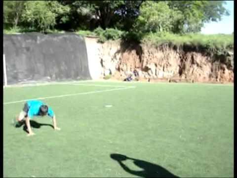 Clases Futbol Ejercicios de Futbol Omar Galarza