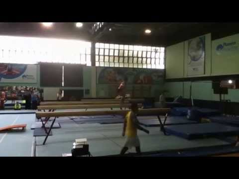 Jade Barbosa AA - National Training Camp 2014