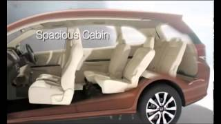 Honda Mobilio official video