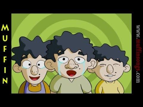 Muffin Stories – The Farmer and his Three Sons Çocuklar için İngilizce Masalları, Hikayeler ve Fabllar