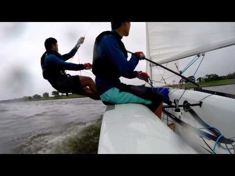 420 Training Dong-shan River - Gopro Hero 3+