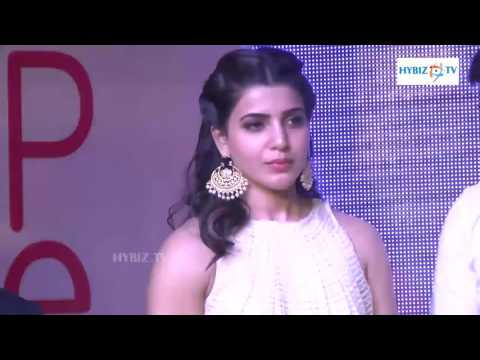 Samantha Launches Peram Group Mega Ventures Brochure at Hyderabad   YouTube 720p