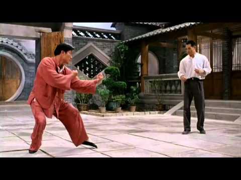 """Jet Li em cena do filme """"Lutar ou Morrer / Fist of Legend / Jing Wu Ying Xiong"""" (Hong Kong, 1994) HD"""