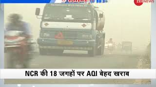 Delhi's air quality may soon slip into very poor category - ZEENEWS