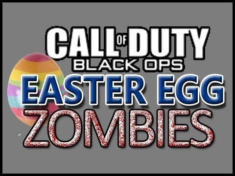 ZOMBIES Call of the Dead: Ensemble Cast Multiplayer Achievement Easter Egg Completed How to Tutorial