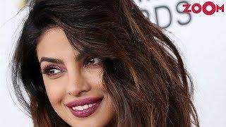 Priyanka Chopra's team sends out a diktat to media for her wedding   Bollywood News - ZOOMDEKHO