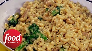 Rachael's Mac and Cheddar Cheese with Chicken and Broccoli | Food Network - FOODNETWORKTV
