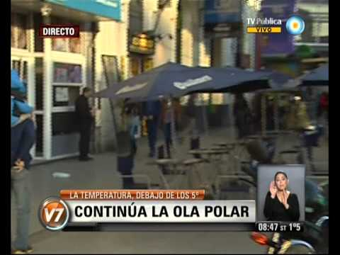 Visin 7: Fro polar en Buenos Aires (3)