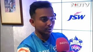 Prithvi Shaw Inspired By Gully Boy Anthem - NDTV