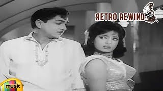 Retro Rewind | Muddante Cheda Full Video Song | Adrushtavanthalu Telugu Movie | ANR | Mango Music - MANGOMUSIC