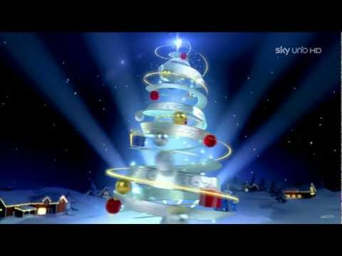 Sky Uno HD Christmas Ident 1080p 2011