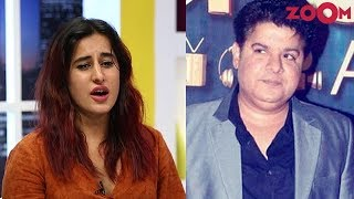 Saloni Chopra:talks about when SHE MET with Sajid Khan | #MeToo India | Exclusive - ZOOMDEKHO