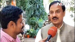 केंद्रीय मंत्री महेश शर्मा को गौतम बुद्ध नगर से फिर मिला टिकट - NDTVINDIA