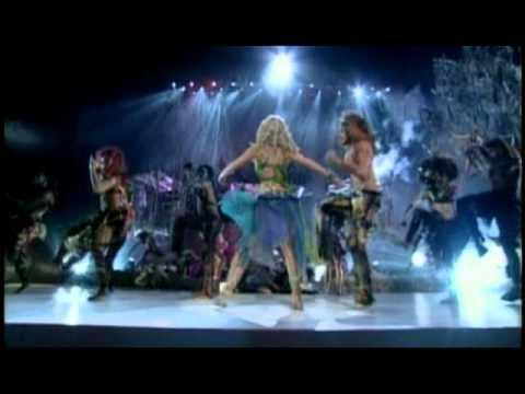 Britney Spears - I'm A Slave 4 U [MTV VMAS 2001]