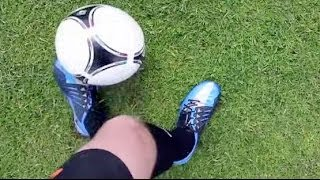 Wesley Sneijder Euro 2012 skills - The Rabona