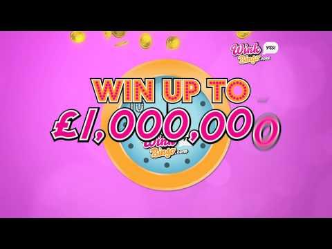 wink bingo advert music
