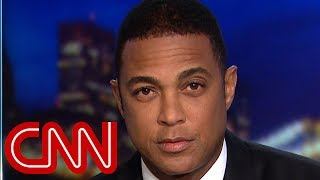 Lemon: Trump managed to sink even further - CNN