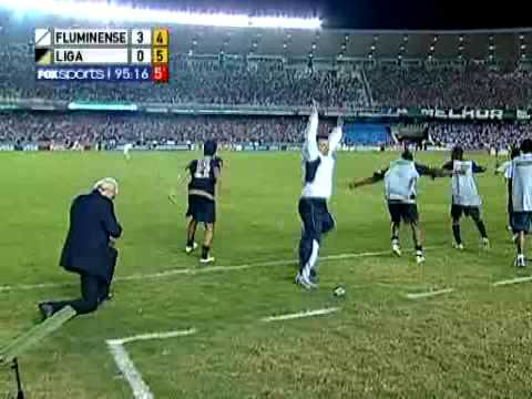 Liga De Quito    Campeon De La Recopa 2010   Gcn News