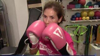 Boxing Class Helps Those With Parkinson's Fight Back Against The Disease | NBC Nightly News - NBCNEWS