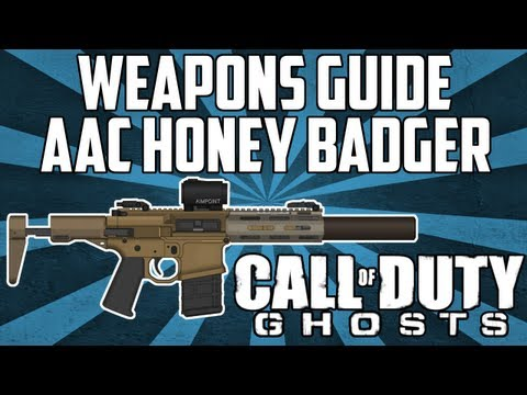 Call of Duty: Ghosts - Weapon Review -
