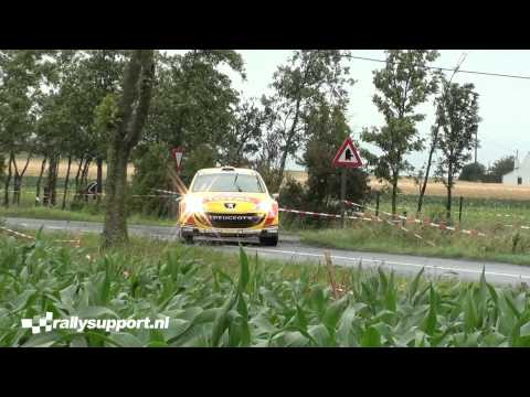 RALLYSUPPORT.NL - IRC / YPRES RALLY 2011