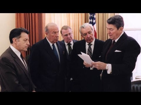 Lectures in History: Iran-Contra Affair