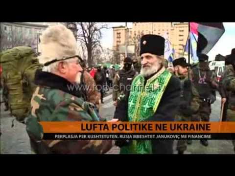 Lufta politike në Ukrainë - Top Channel Albania - News - Lajme