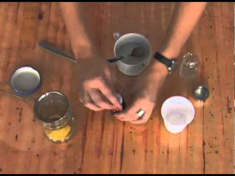 Como fabricar tu propio perfume