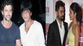 Shahrukh & Hrithik's Clash Gets Ugly | Anushka May Marry | Bollywood News | Full Episode