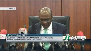 Nigeria holds benchmark interest rate at 14% (Full Speech) - ABNDIGITAL