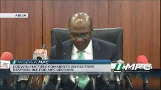 Nigeria holds benchmark interest rate at 14% (Full Speech) - ABNDIGITAL
