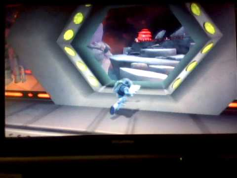 Toy Story 3 Gameplay - Toy Box Mode - Zurg's Spaceport