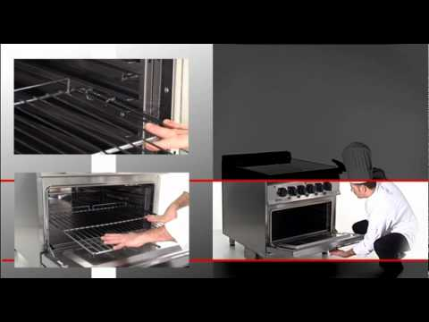 Cucine ad Induzione Infrarosso - Induction Infrared Cookers MAXIMA 900