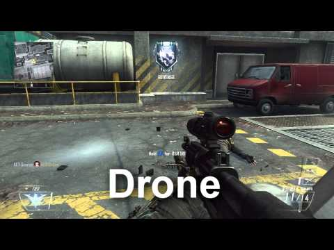 AE7 Scarce - All Black Ops 2 trickshotting spots on every map! (Part 1 of 2)