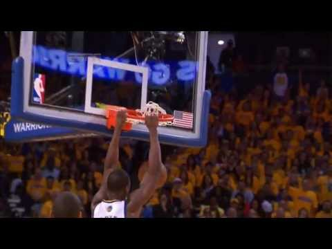 Harrison Barnes Leads the Warriors in Game 4