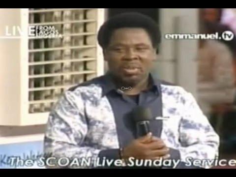 SCOAN 29/06/14: Sunday Live Service