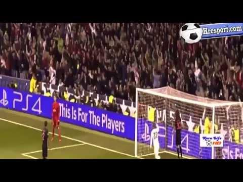 Nacho Fernandez Gol Goal Real Madrid vs PSG 1 0 2015 Champions League   YouTube 2