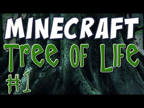 Minecraft The Tree of Life Part 1