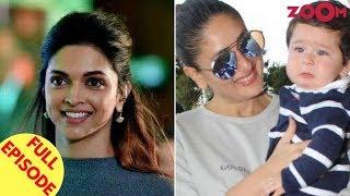 Deepika's Superhero Film To Have A Budget Of Rs 300 Crore? | Kareena Worried For Son Taimur & More - ZOOMDEKHO