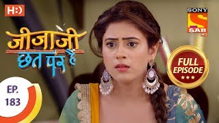 Jijaji Chhat Per Hai - Ep 183 - Full Episode - 20th September, 2018 - SABTV