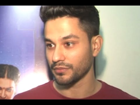 Kunal Kemmu at Guddu Ki Gun's promotions