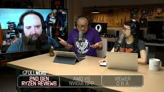 2nd Gen Ryzen reviews are out, AMD takes on Nvidia's GPP, and more | The Full Nerd Ep. 48 - PCWORLDVIDEOS