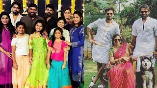 Tollywood Celebrities Diwali Celebrations - RAJSHRITELUGU