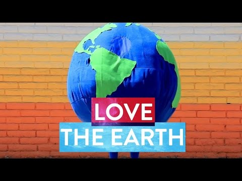 What do you love about the Earth?