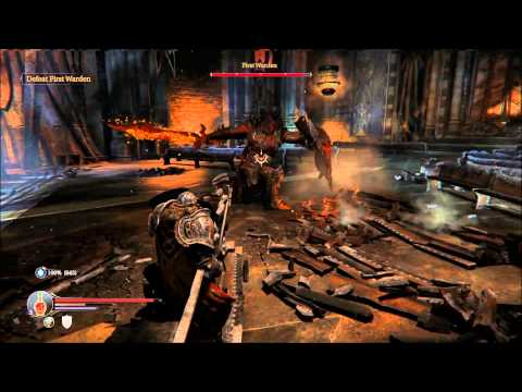 Lords of the Fallen PS4 Gameplay (HD) 1080p