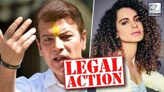 Aditya Pancholi To Take LEGAL Action Against Kangana Ranaut | LehrenTV